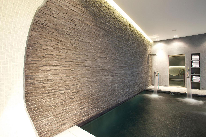 Спа-бассейн в подвале в Лондоне
