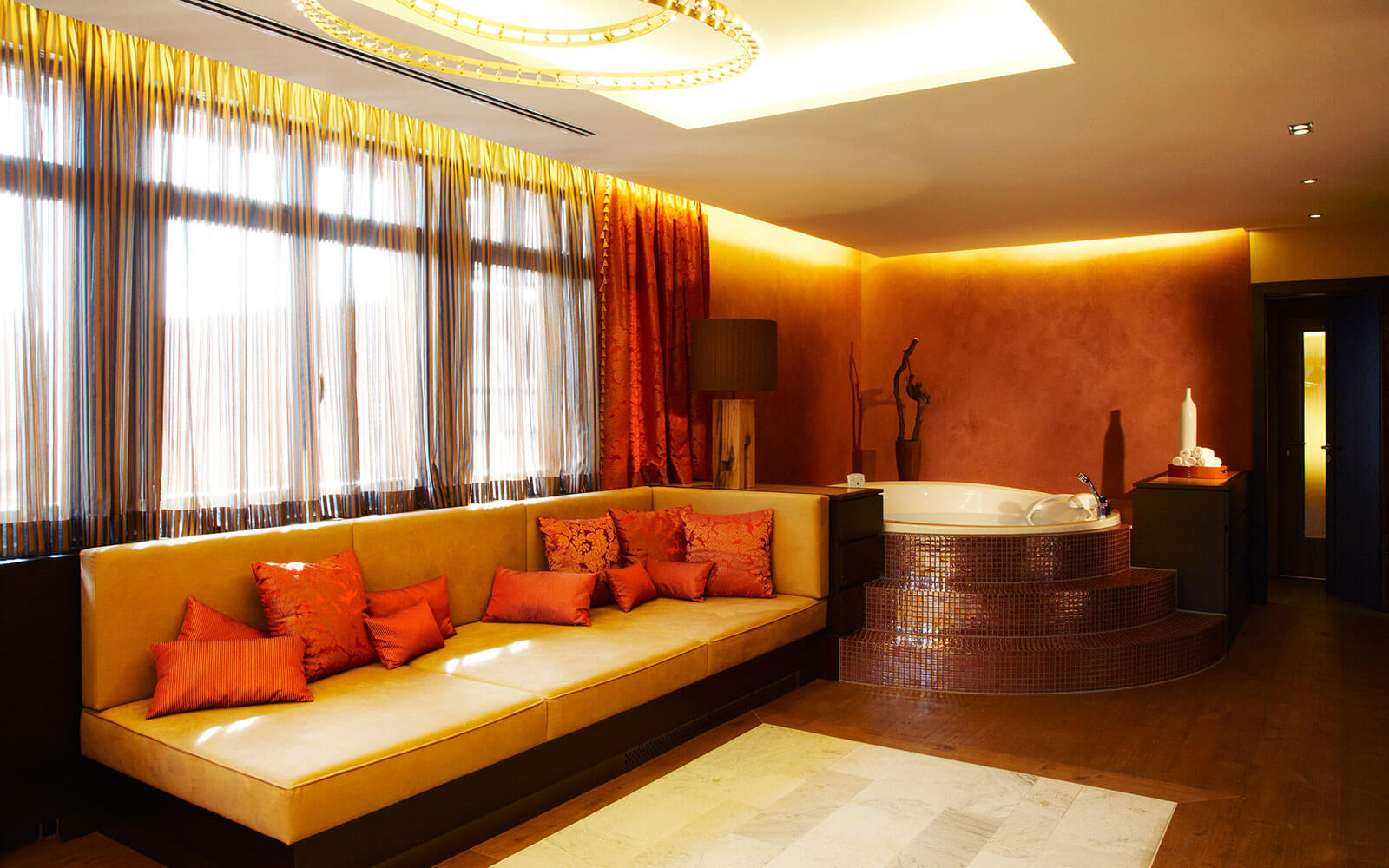 Indulgent KLAFS SANARIUM® at Countryside Hotel
