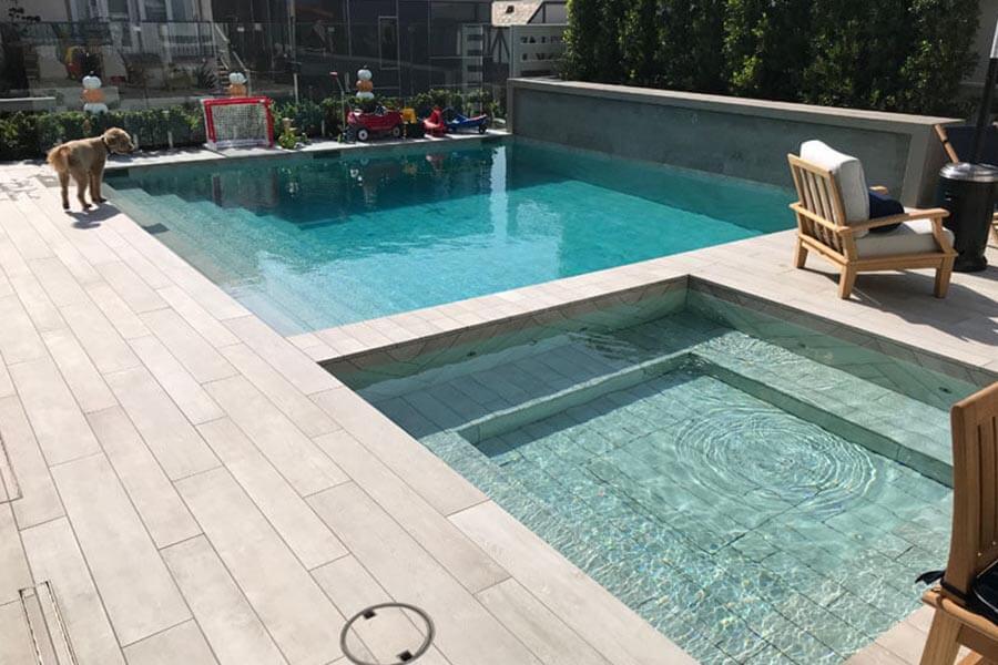Moving floor swimming pool miami beach