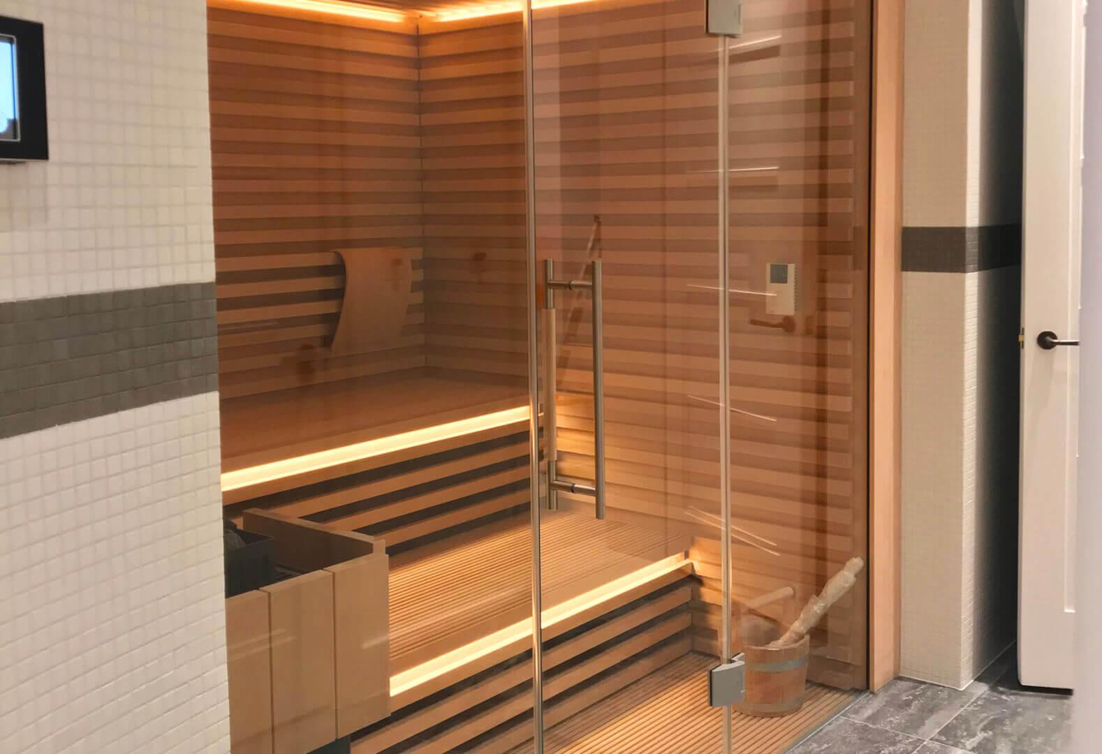 Sauna or Steam