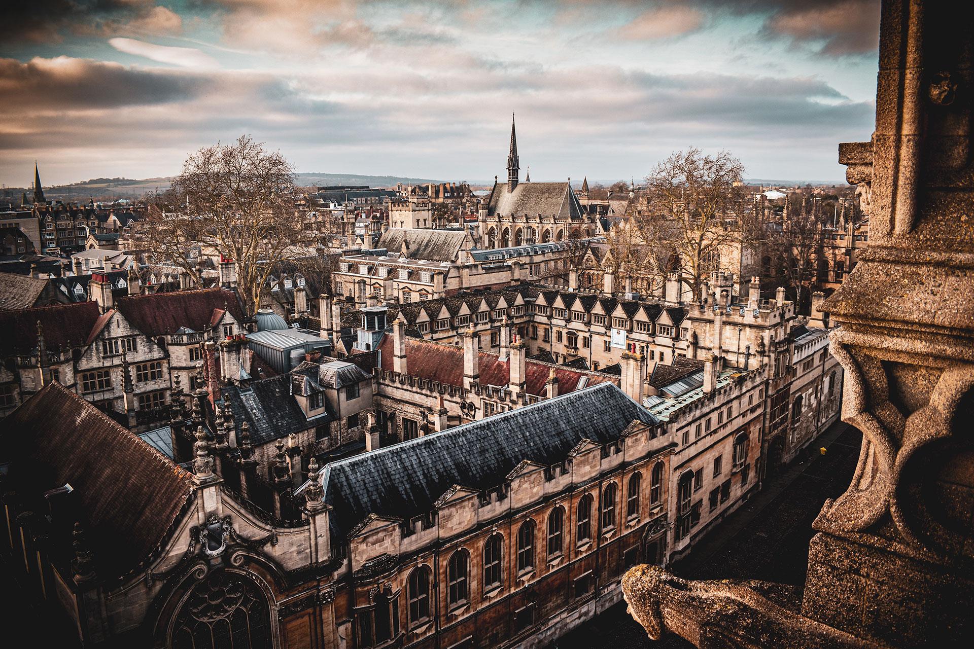 Guncast Oxford office